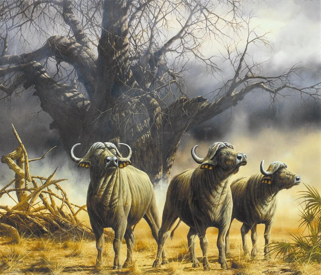 """""""The Dust Storm"""" (2012), Andrew Bone"""