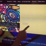 New Park West Gallery website: parkwestgallery.com