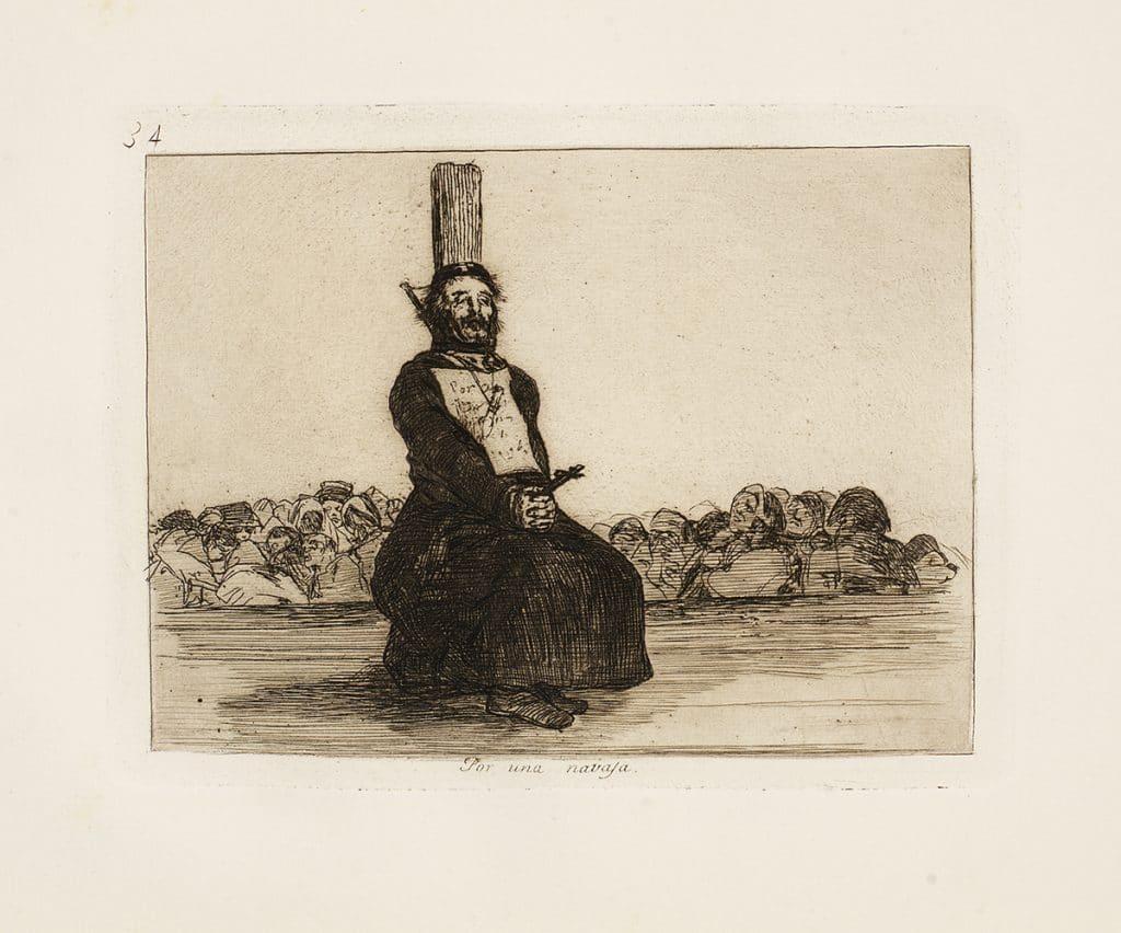 Disasters of War Francisco Goya Park West Gallery
