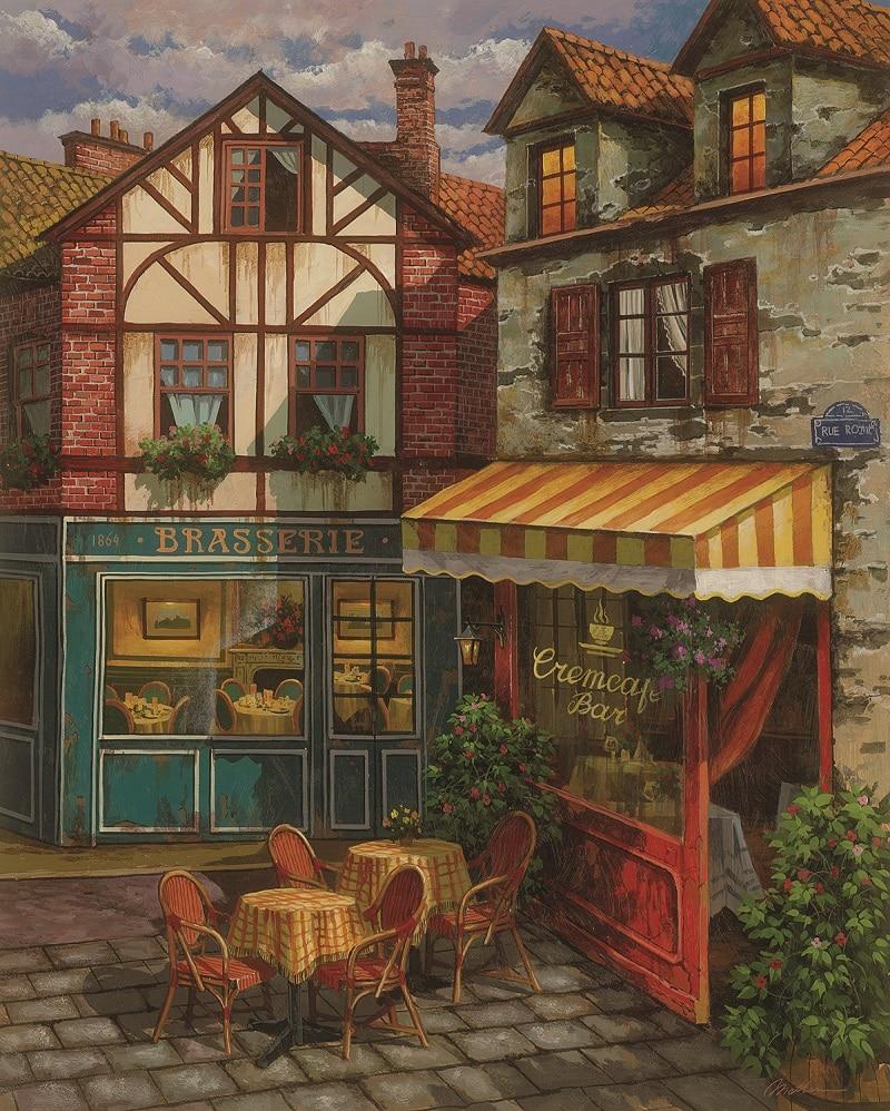 """""""Cremcafe Bar,"""" Anatoly Metlan"""