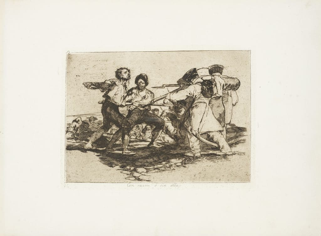 Francisco Goya Disasters of War Park West Gallery