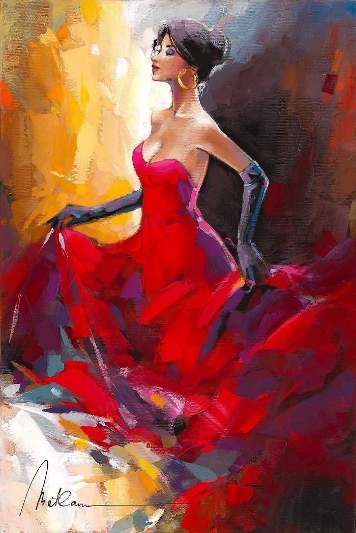 """Life on the Dance Floor,"" Anatoly Metlan"