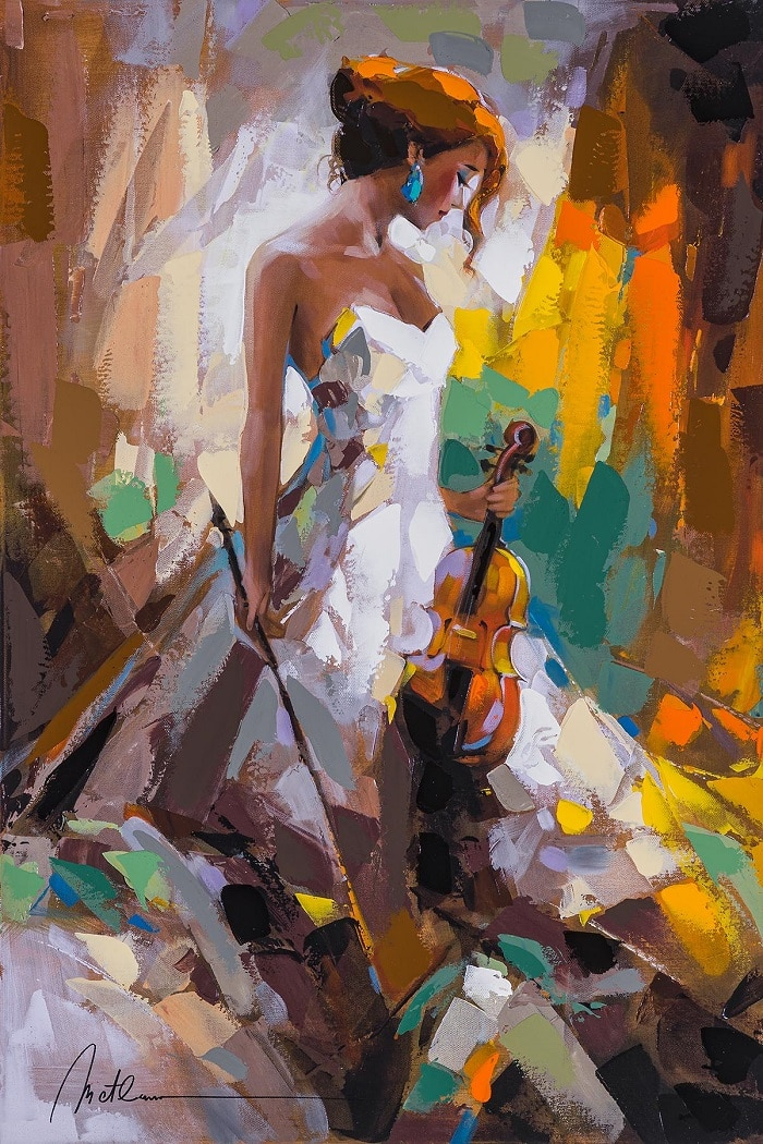"""Reflections on Performance,"" Anatoly Metlan"