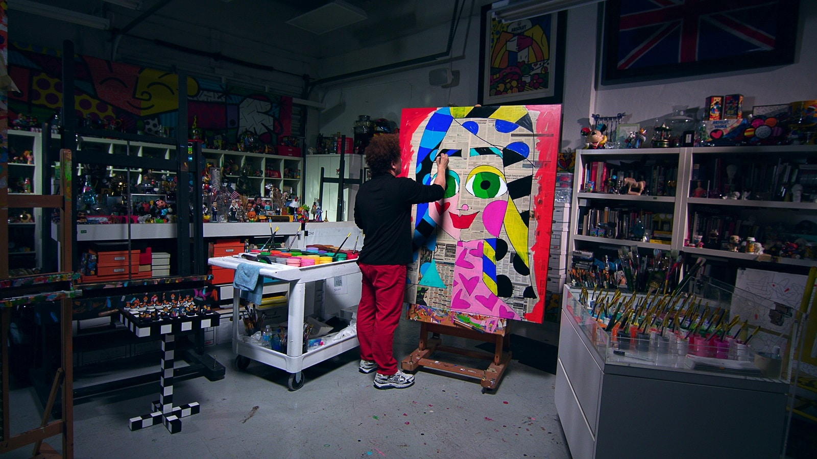 Britto, Park West Gallery artist