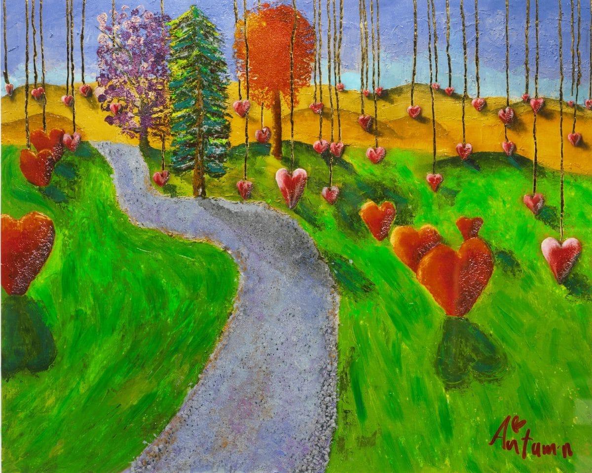 Autumn de Forest Park West Gallery