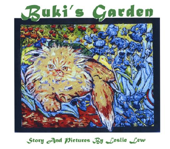 """Cover of """"Buki's Garden"""""""