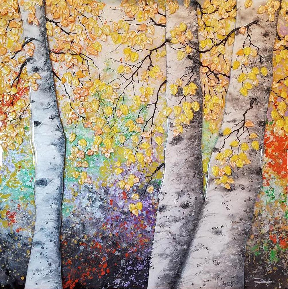 """Colors of the Season,"" Jon Rattenbury"