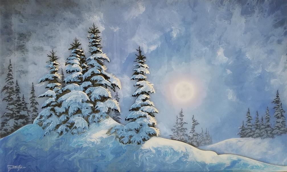 """December Lullaby,"" Jon Rattenbury"