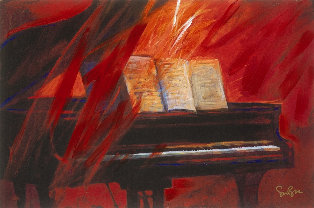 """Passion"" (2006), Simon Bull"