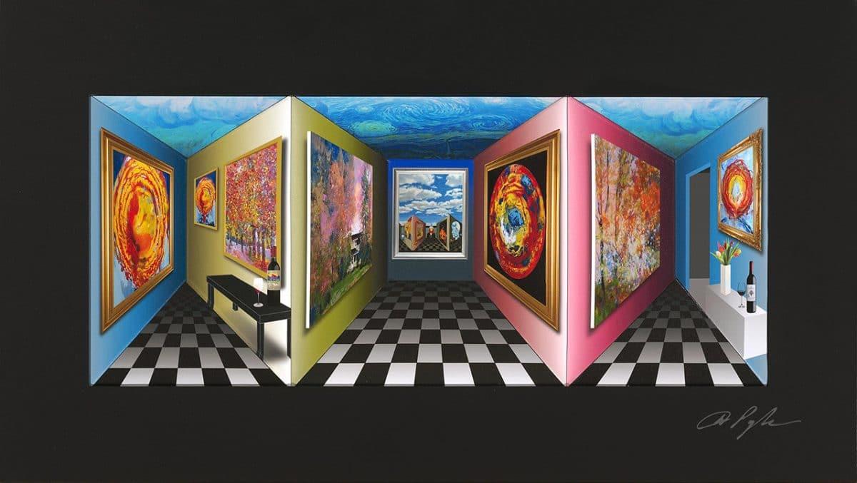 Dominic Pangborn Park West Gallery