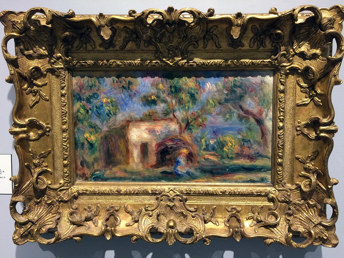 Famous Artist Pierre-Auguste Renoir at Park West Gallery