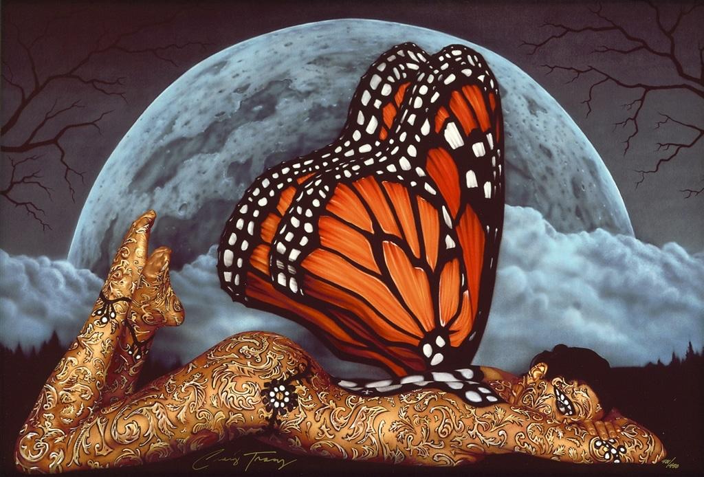 """Monarch"" (2016), Craig Tracy"