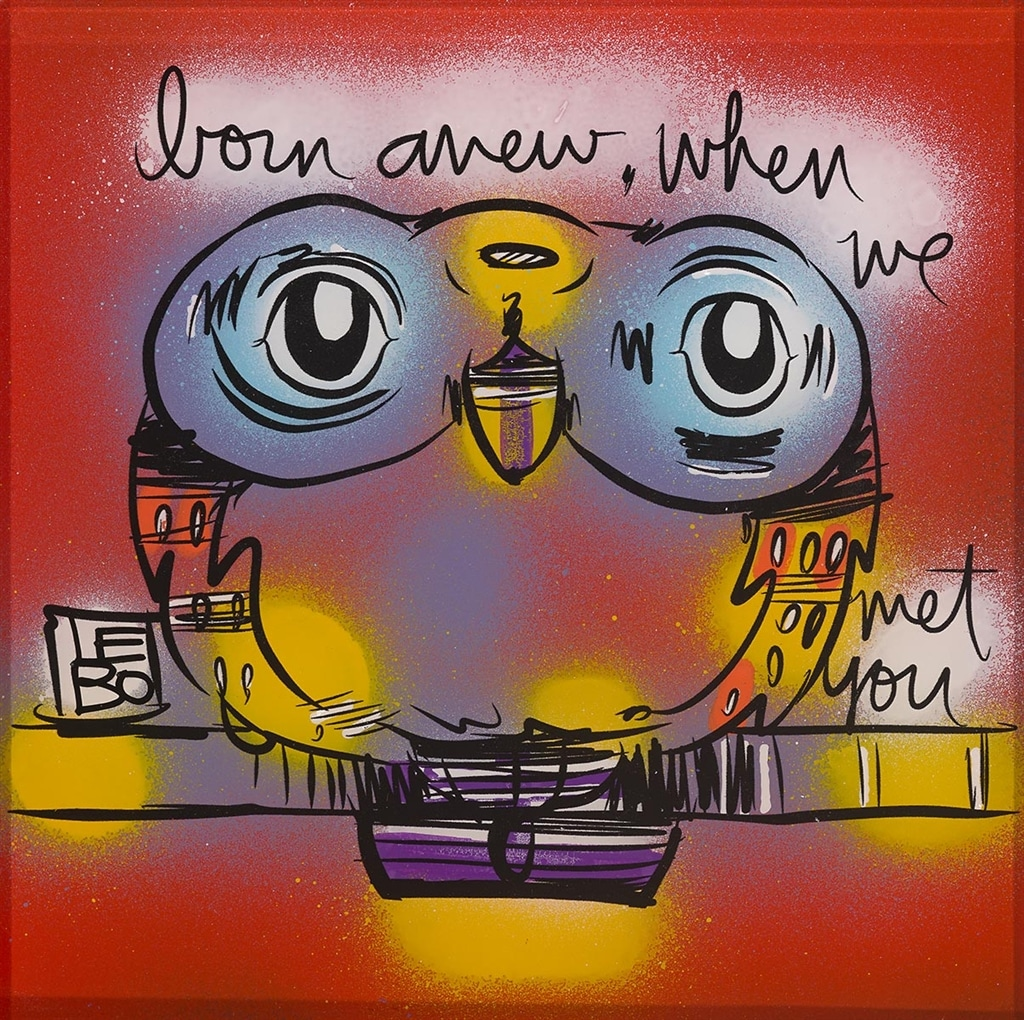 """""""Born Anew When We Met You"""""""