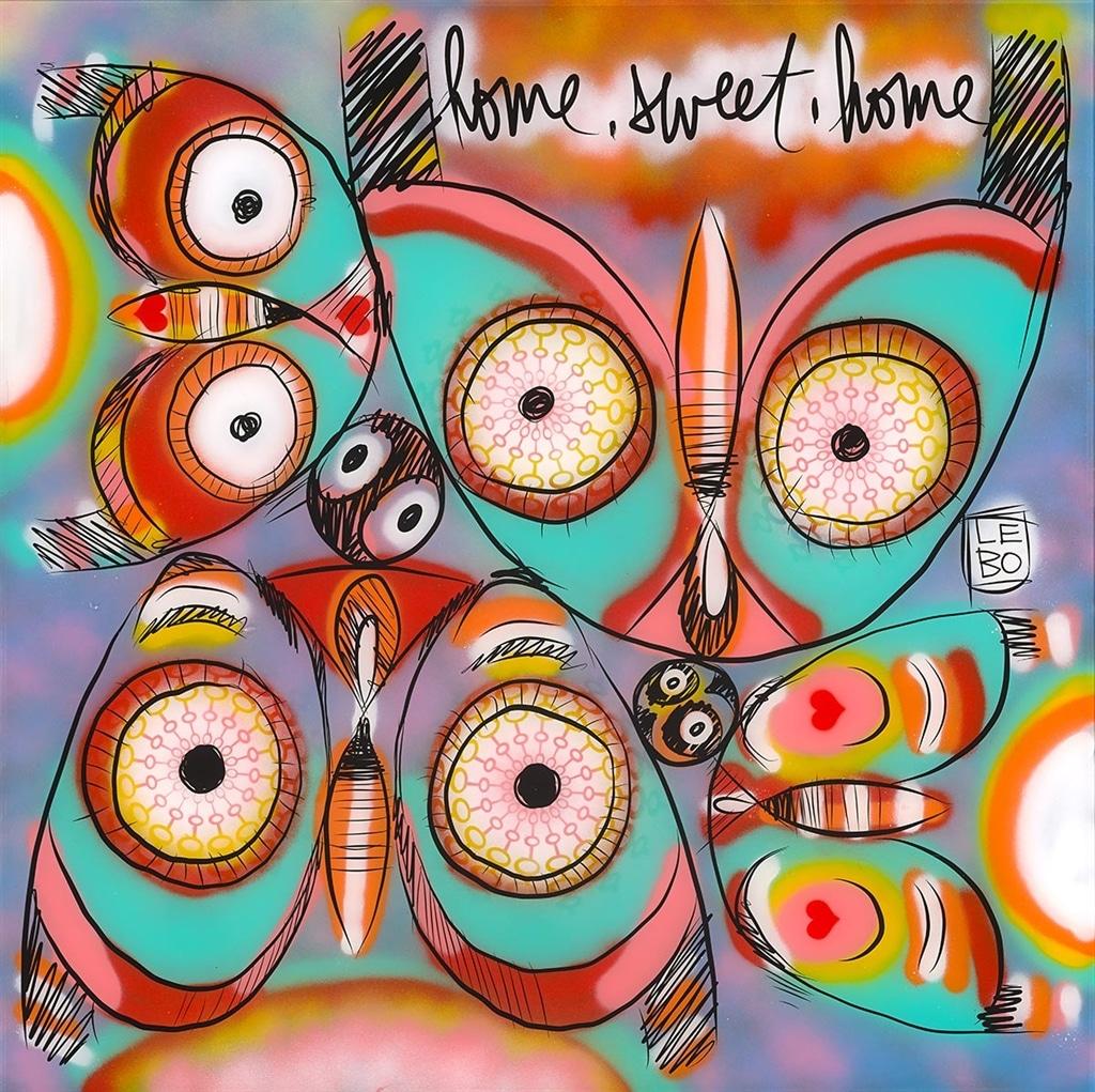 """Home Sweet Home,"" Lebo"