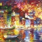 """""""Aquatic Reflections,"""" Daniel Wall"""