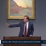 """Claude Monet's """"Meules"""" sold for $110.7 million at auction on May 14, 2019."""