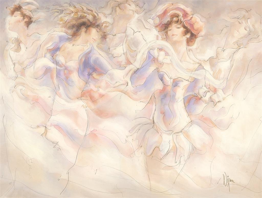 """Dance Troupe II"" (2006), Peter Nixon"