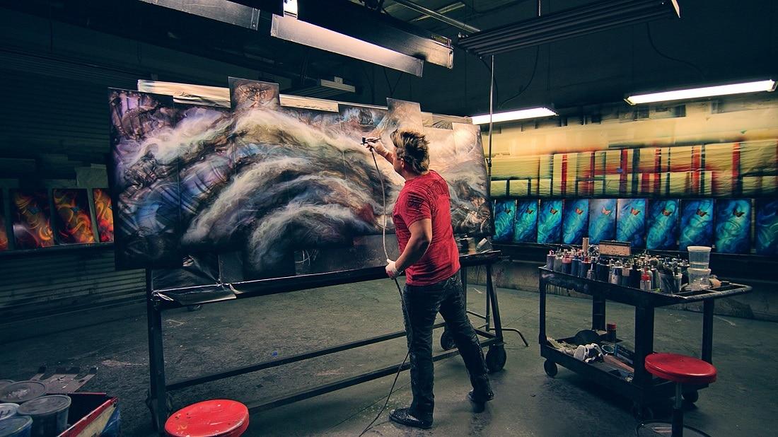 Meet Chris DeRubeis: The Genius Who Transforms Metal into Fine Art