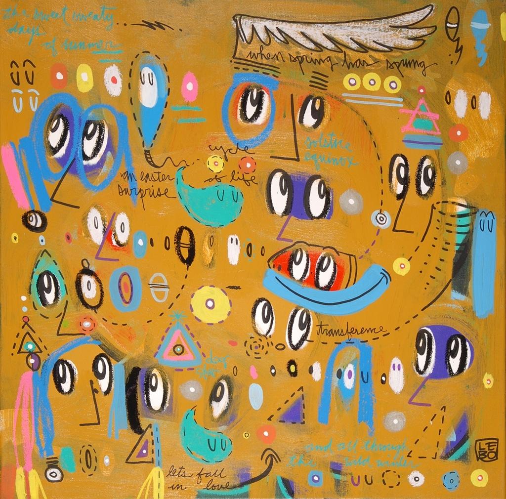 """Through the Seasons"" (2016), David ""Lebo"" Le Batard"