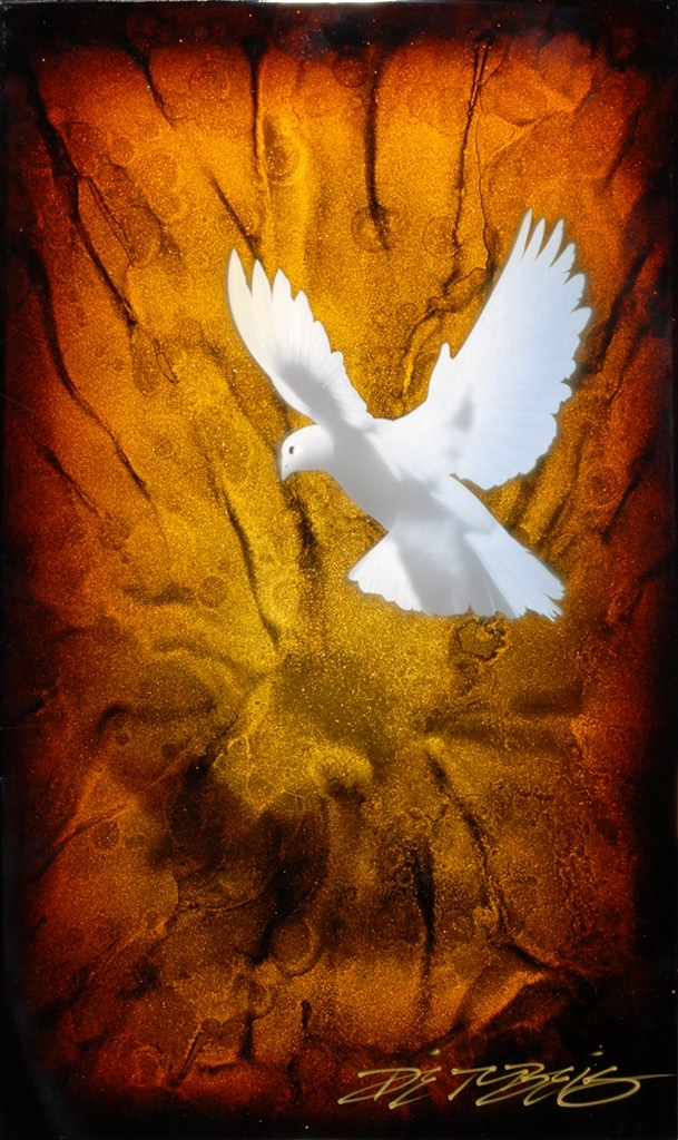 """""""Heaven's Dove"""" (2014), Chris DeRubeis"""