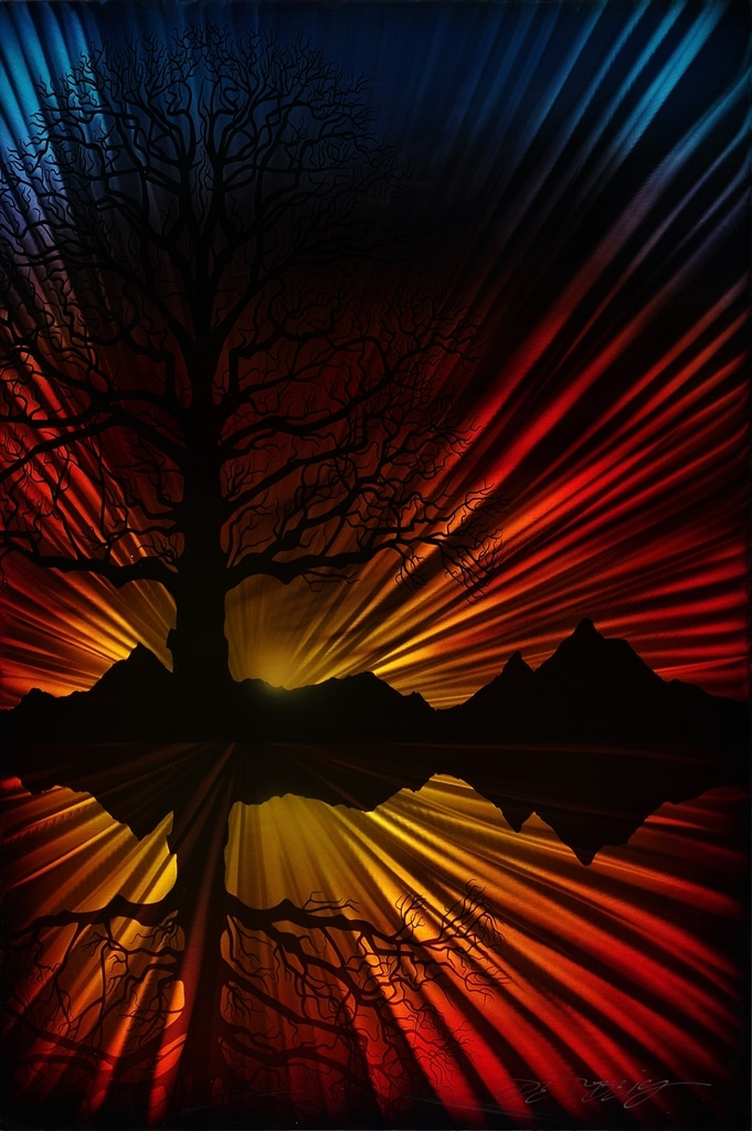 """""""Tree"""" (2017), Chris DeRubeis"""