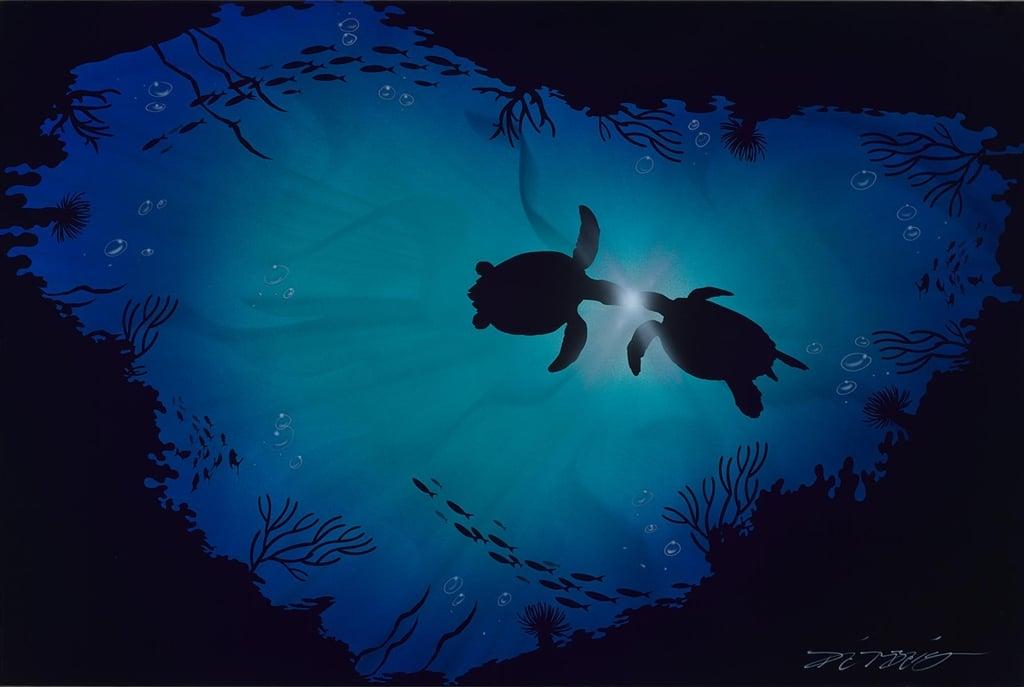"""Lovers Cove"" (2018), Chris DeRubeis"