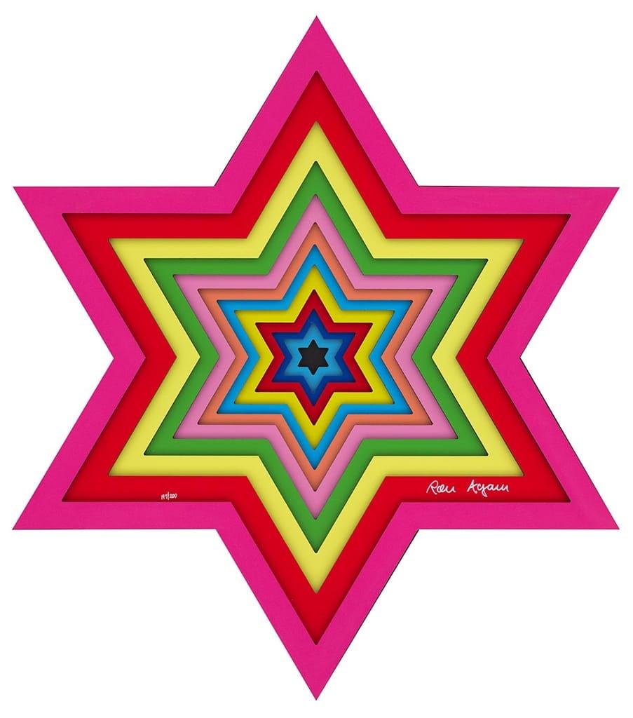 """Star of David,"" Ron Agam"