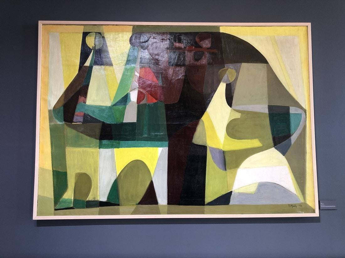 """""""Jazz"""" (Le Jazz; 1951), Marcel Mouly"""