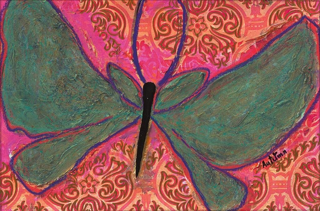 """Wings of Love,"" Autumn de Forest"
