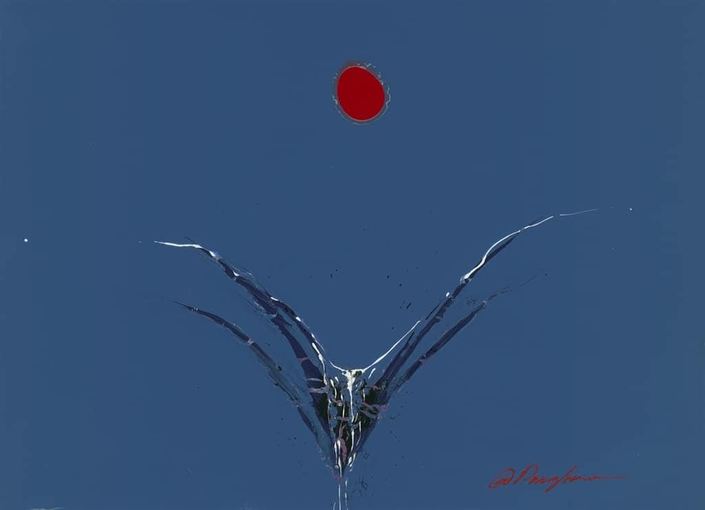 """In Flight,"" Dominic Pangborn"