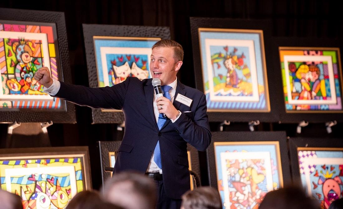 Park West's Vice President of Sales Tim Findlay