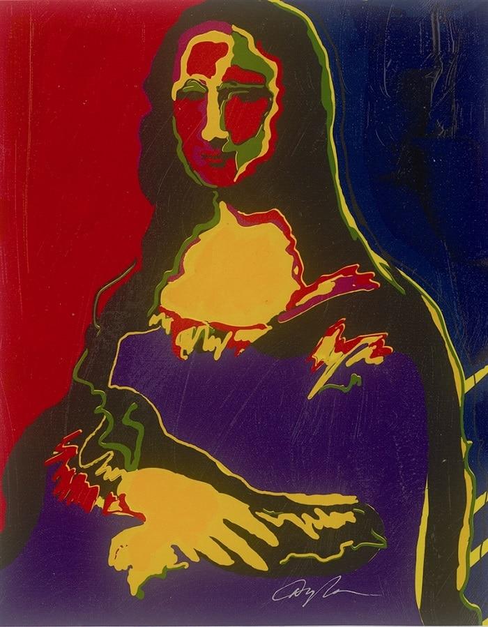 """Lisa del Giocondo"" by Dominic Pangborn"