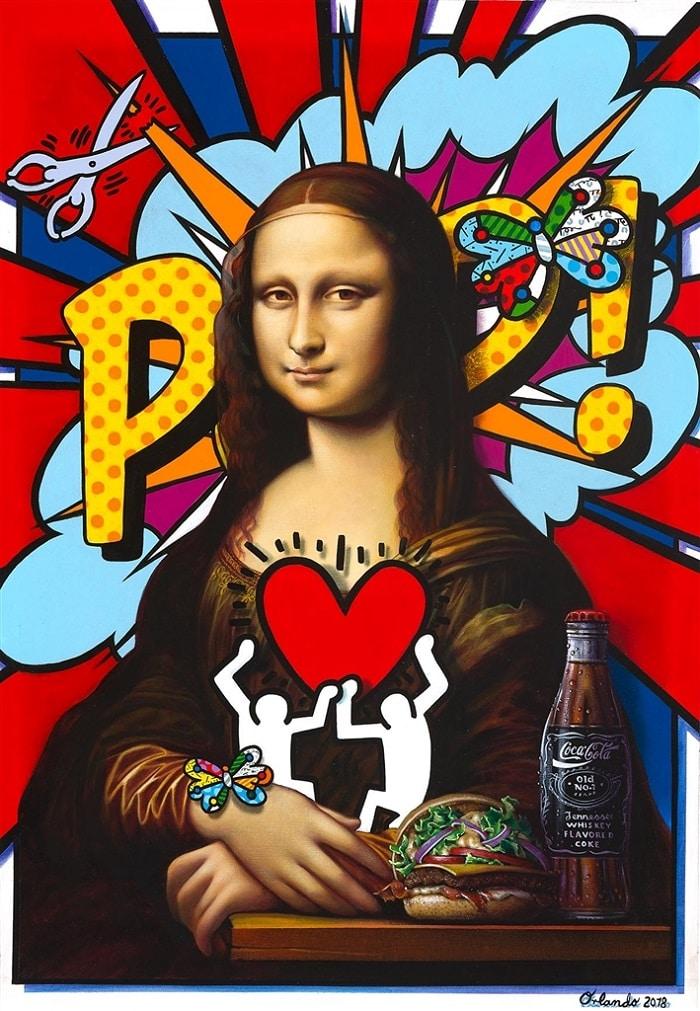"""""""Pure Pop"""" by Orlando Quevedo"""