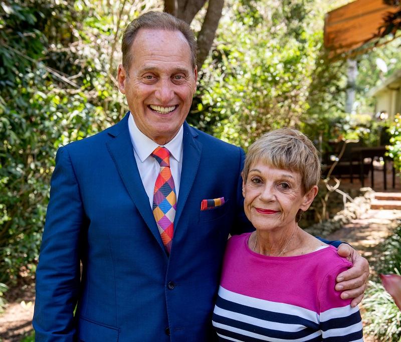 Albert and Mitsie Scaglione