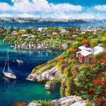 """""""Bermuda,"""" Sam Park"""
