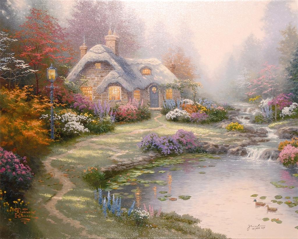 """Everett's Cottage"""