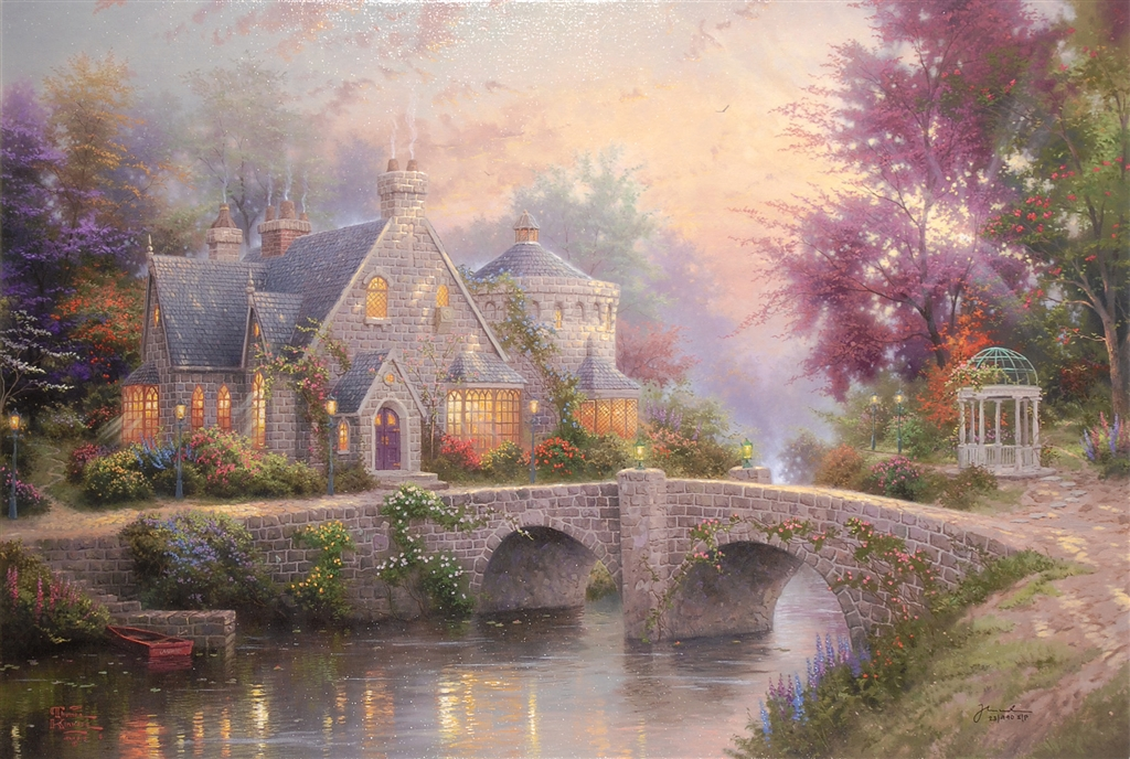 """Lamplight Manor"""