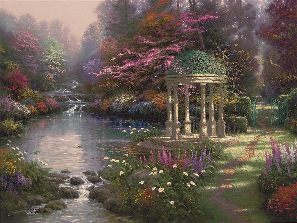 """""""Garden of Prayer"""""""