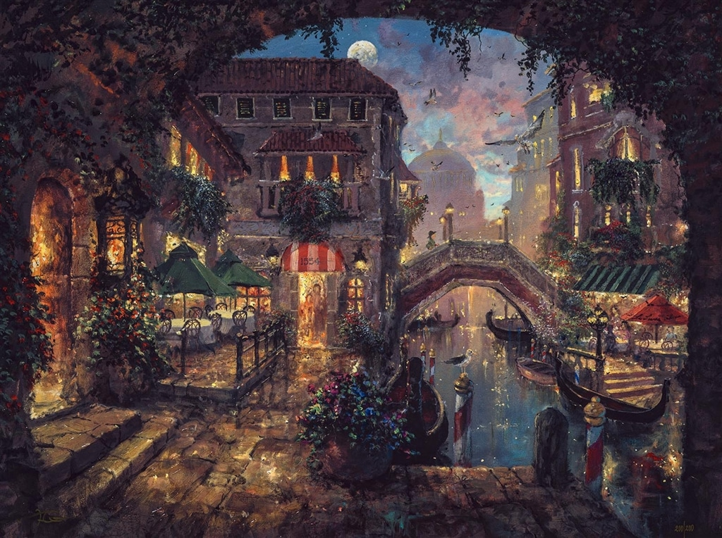 """Venice Twilight,"" James Coleman"