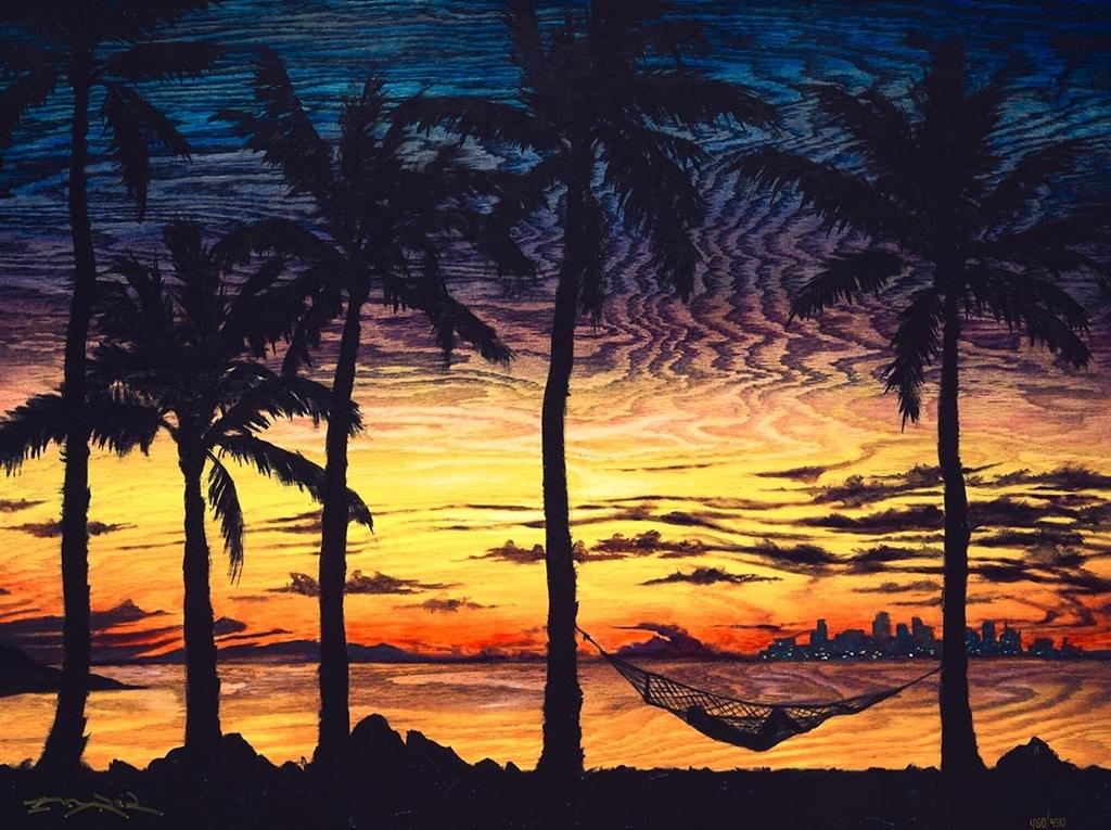 """""""Breezy Island Living,"""" Matt Beyrer"""