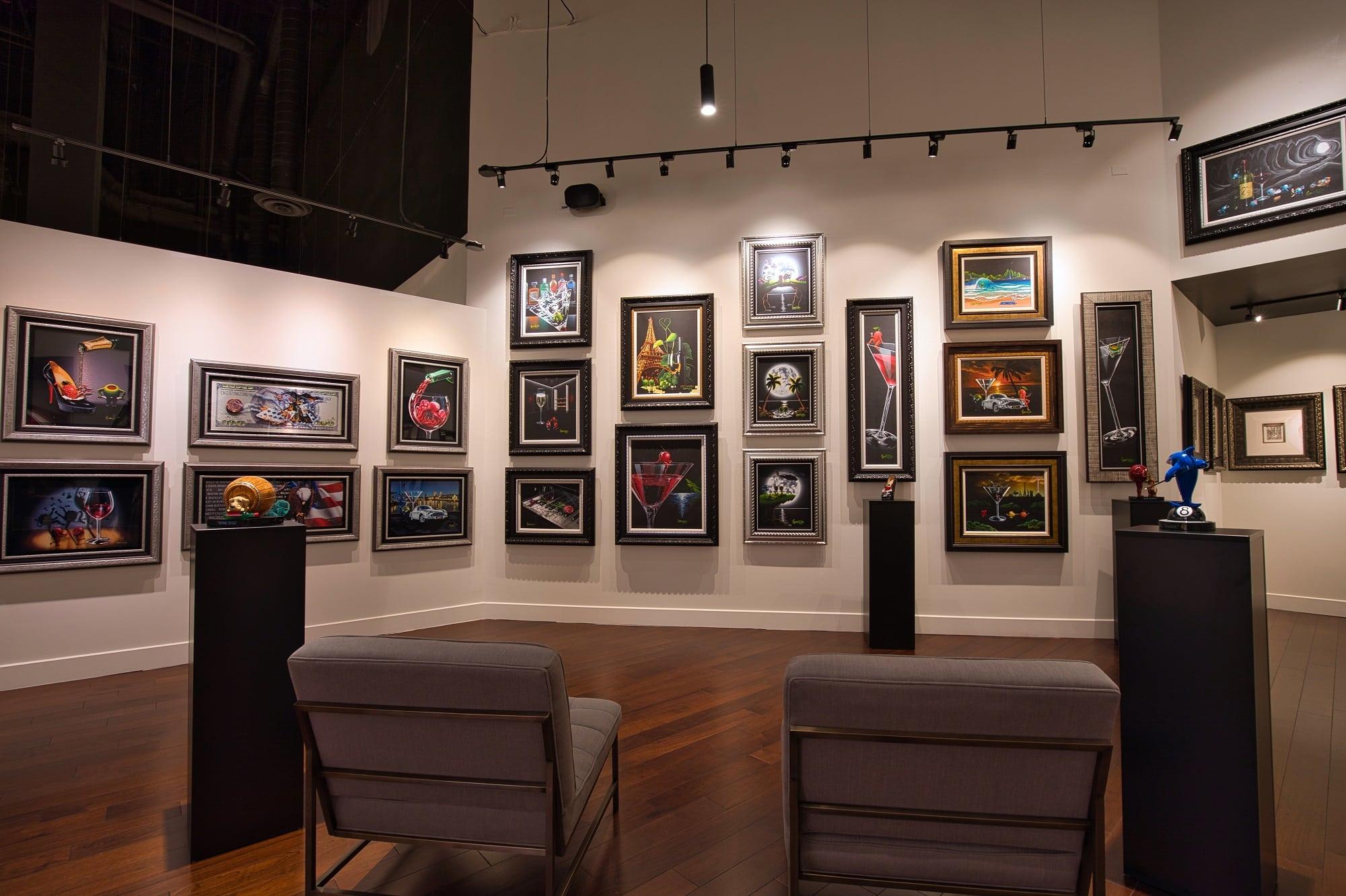 Michael Godard art at Park West Fine Art Museum Las Vegas